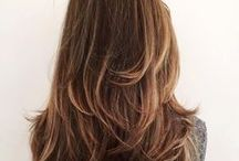 Beauty: Hair / A group of pins on hair and hairstyles I like, find interesting, or hope to try someday.