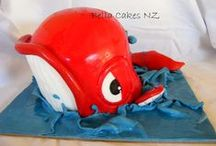 Bella Cakes NZ / Bella Cakes has been inspired by my daughters 2nd birthday cake, I wanted to make something special for her that was created with love laughter and fun!!