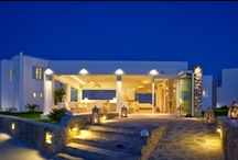Luxury Villas Naxos / Luxury Villas in Naxos Island, Greece. http://www.edeliving.com/villas-greece/naxos
