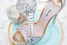 Shoes: High on Heels / Over the top, glamorous and gorgeous heels.