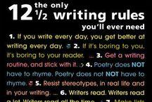 I ♥ to write