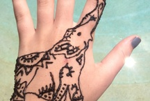 Henna / by Alice Albred