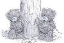 Tedy bears :*