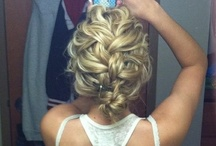 Hairstyles, Tips & Products / Hairstyles, styling tips, products and accessories / by Katlin Osburn