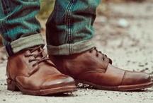 Men's Fashion / by Katlin Osburn