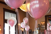 Party Ideas & Decor / Birthdays, Baby Showers, Bridal Showers, Etc... / by Katlin Osburn
