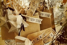 inspiration ... nye / collection of ideas for new year's eve festivities and fun / by catherine s