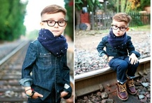 Children's Fashion / by Katlin Osburn