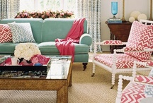 Family room / by Mary Jo Larson