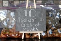 Eat It ~ Crockpot / by Katrina Day