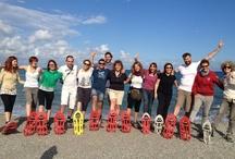 #trentinriviera / Un evento iniziato a Milano in Aprile e con nuove puntate,  ricco dei profumi, dei colori e dei sapori tipici delle due regioni di provenienza… il Trentino e la Liguria