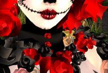 Dia de Los Muertos / Make up