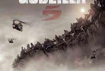 Godzilla / Godzilla American Reboot and TOHO company original