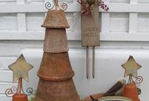 Crafty Christmas / Feel free to pin your Christmas craft on this board.  / by Blomkje en Wenje