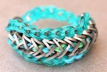 Ryan's Loom Bracelet Inspirations