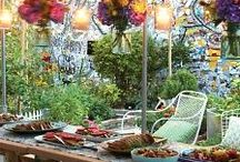 Entertaining Tips and Ideas / planning parties of all sizes