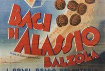 Vintage Posters / Vintage Italian Food Posters