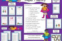 Fantastic Fluency / by Holly Thompson