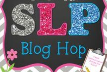 Bloggity Blogs for SLPs / by Holly Thompson