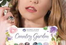 Country Garden Collection / Stroll through a English Country Garden, sip tea while reminiscing with a friend. The Country garden collection features JewelPops in soft pink and purple pastel hues that will accent your most fashion forward floral outfits.