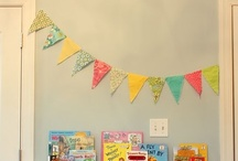 Crafts/Sew- Buntings & Banners