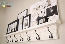 Home- Shelf Things / by Ellen Davenport