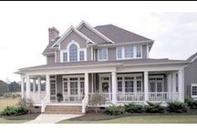 -home-exterior- / by Alexis Rowell