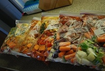 Food- Make Ahead Meals / by Ellen Davenport