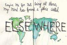 My Travels / My travels / by Whitney Johnson