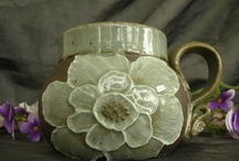 My Pots / Unique Handmade Pottery for the Everyday! By Sally Anne Stahl.  / by Clay Shaper Gallery