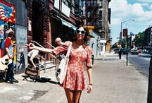 Street Style / by Alexa Chung