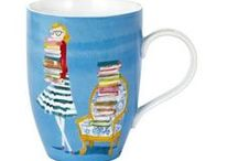 Library Style / Wear it, make it, buy it, display it in your home...  Library style is everywhere!