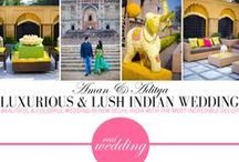 Indian Wedding Elements / Whether you are planning a traditional Indian wedding or you want to add cultural elements into your big day, I hope this board will inspire you.