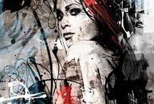 art & creations / by Josh B Good