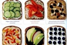 Food- Snacks / by Ellen Davenport