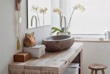 -home-bathroom- / by Alexis Rowell