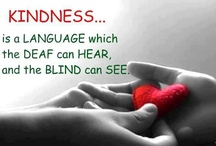 The Kindness Habit / Feel free to post ideas, quotations, photos or projects that could inspire random acts of kindness.