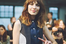 London Fashion Week / by Alexa Chung
