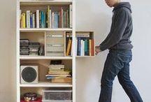 Tiny House Furniture & Organization