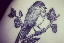 Naturalist Tattoo - Tatuaje Naturalista / Amazing Ink