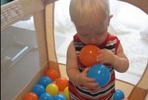 Kiddos- Toddler Life (1-2 years) / by Ellen Davenport