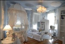 BABY ROOMS / by Lynsay Gibbons Torres