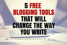 Blogging / All about writing content for blogs and Website, and writing in general.