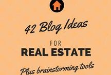 Social Media for Real Estate / Social media for real estate professionals. Get social media and SEO tips, advice, and more that will help you reach home buyers and sellers online.  Social Media, Los Angeles, CA
