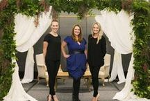 TOWC behind the scenes / Proof that there is more hard work than glamour as a wedding planner and stylist!