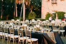 Reception Styling / by The Original Wedding Company