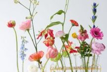 Flores - Flower arranging / A hobby that I love!