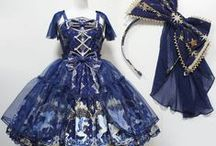 My Lolita Dresses / Lolita fashion dresses and accessories I've collected. ^^ / by Tori Carroll