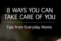 Me- The Mommy, The Wifey, The Me / Articles, tips, perspective to read and think on.  / by Ellen Davenport