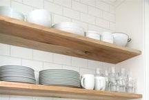 Kitchen / Stuff for the kitchen, kitchen inspiration.